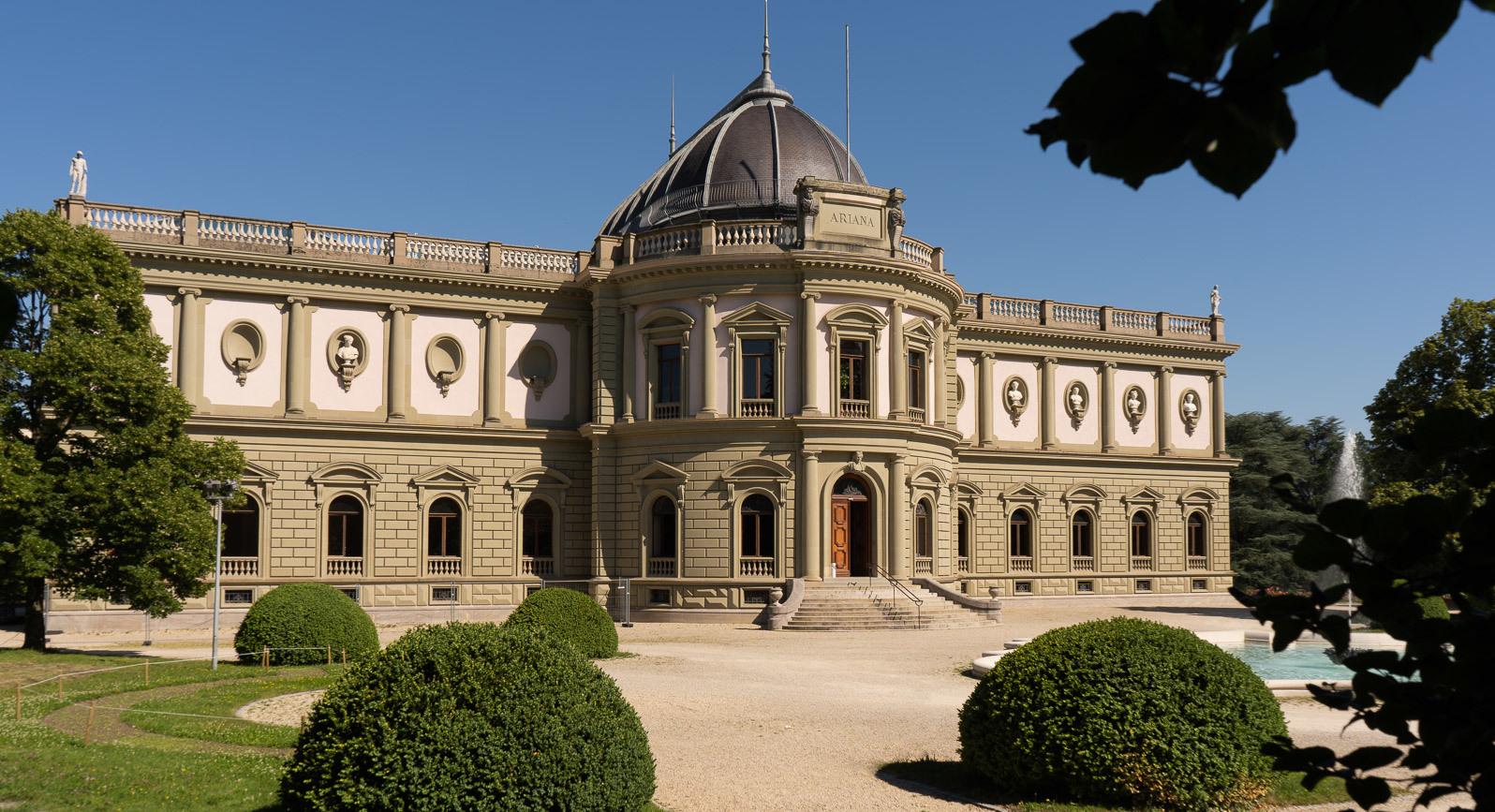 hotel-intercontinental-geneve-ariana-museum