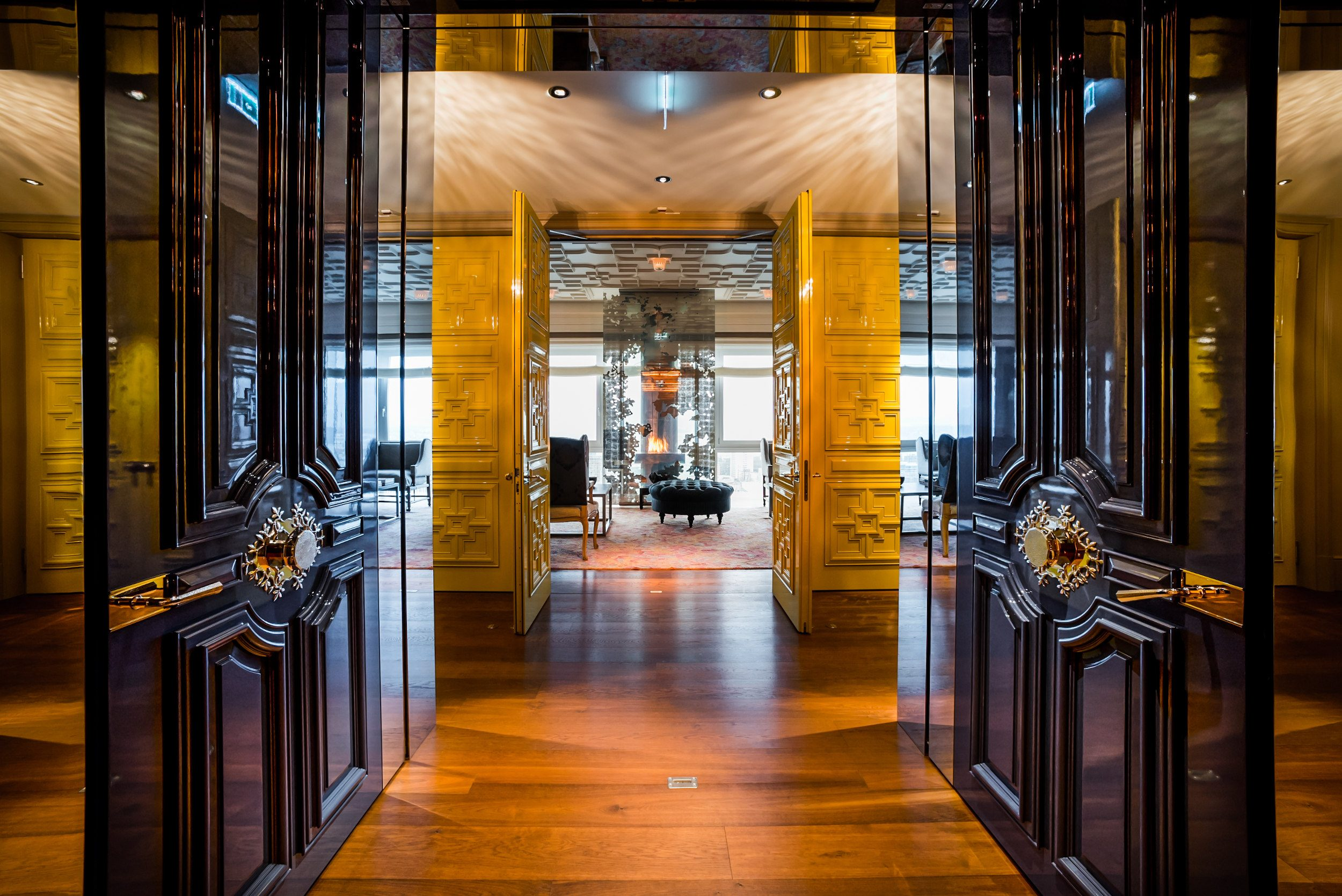 intercontinental-geneva-residence-doors