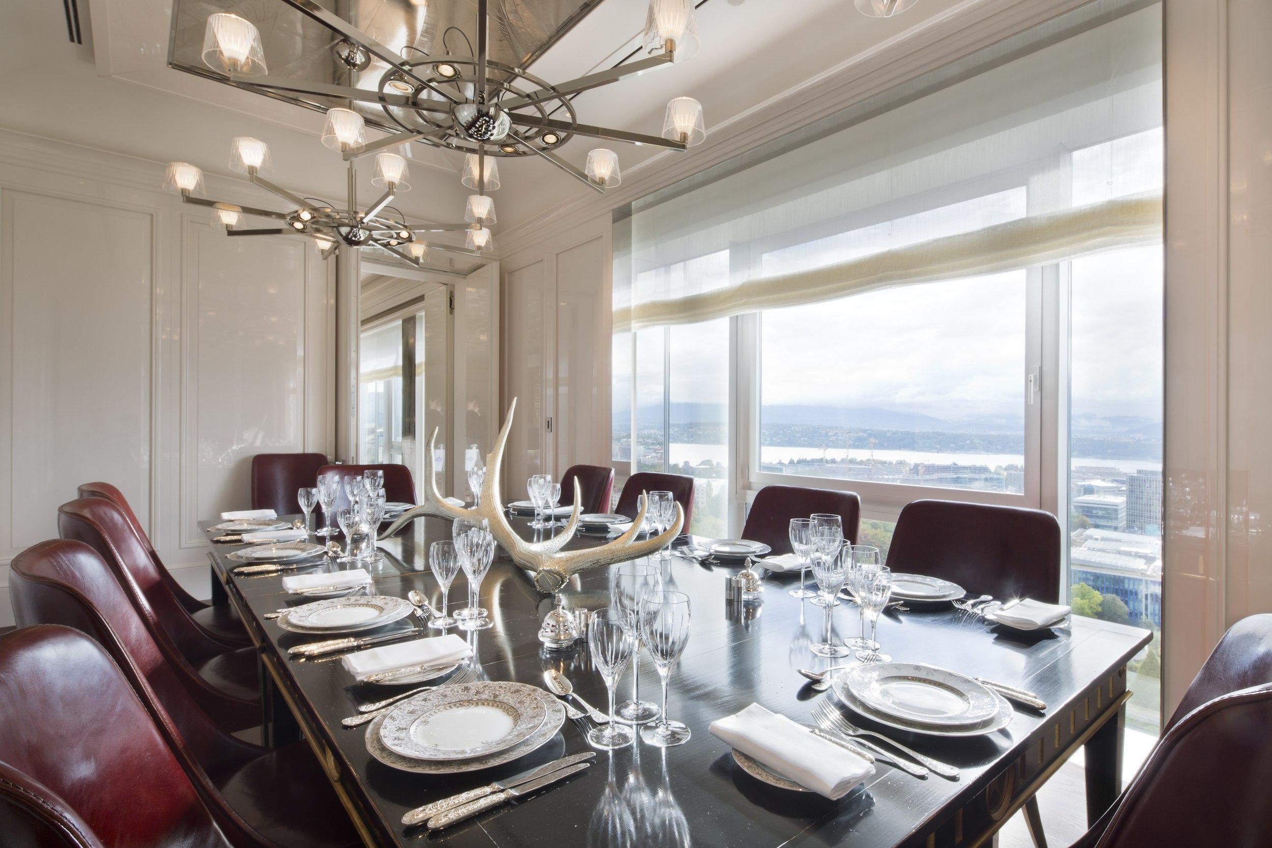 intercontinental-geneve-la-residence-table-manger